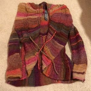 The  cutest wool sweater for fall!!